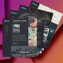 Setup of New Website for Bar - Restaurant