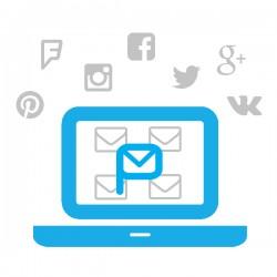 Einrichtung virtuelles Pressebüros (Webseite-Variante)